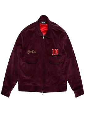 Just Don - Corduroy Workman's Jacket - Men