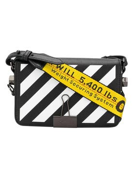 Off-white - Diagonal Stripe Shoulder Bag - Women