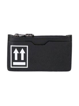 Off-white - Arrows-print Cardholder - Women