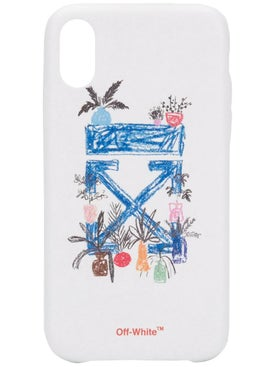 Off-white - Hand Drawn Effect Iphone Xr Case - Men