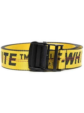 CLASSIC INDUSTRIAL BELT, yellow & black
