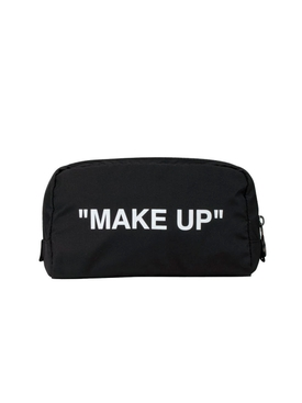 Off-white - Black Cosmetic Case - Women