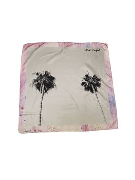 Nick Fouquet - Palm Tree Photo Print Scarf - Men