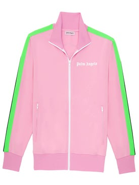 Palm Angels - Palm Angels X Icecream Pink Skull Track Jacket Pink - Short