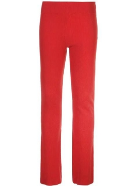 Alexandra Golovanoff - Ribbed Knit Trousers - Women