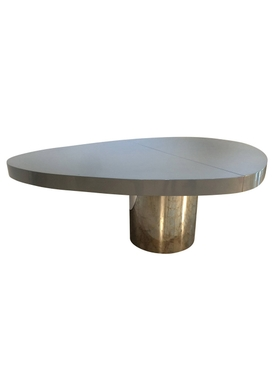 PAUL EVANS DINING TABLE GREY