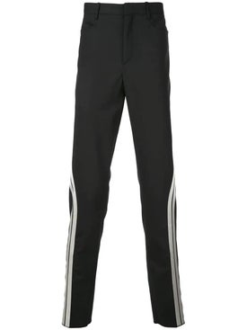 Neil Barrett - Double Stripe Tailored Trousers - Men