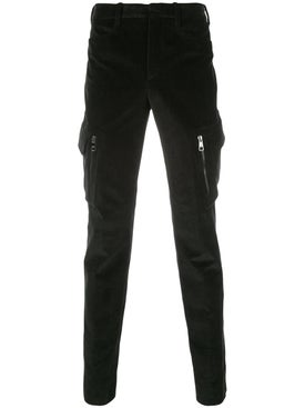 Neil Barrett - Black Skinny Corduroy Trousers - Men