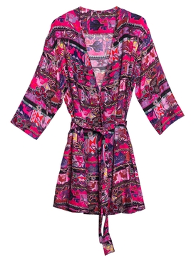 cusco wrap dress