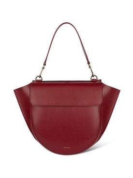 Wandler - Mahogany Hortensia Medium Bag - Women