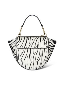 Wandler - Zebra Print Hortensia Mini Bag - Women