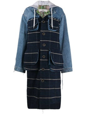 Natasha Zinko - Oversized Denim Coat - Women