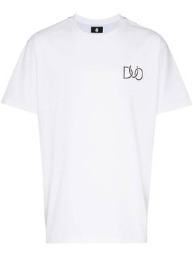 Duo - Beach Trash Print T-shirt - Men