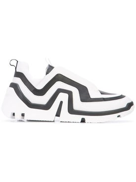 Pierre Hardy - Vibe Sneakers Black & White - Sneakers