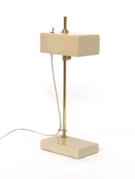 One Mold Ceramic Desk Lamp