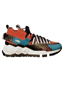 Pierre Hardy - Pierre Hardy X Victor Cruz V.c.i Sx03 Sneakers Brick/multi - Men
