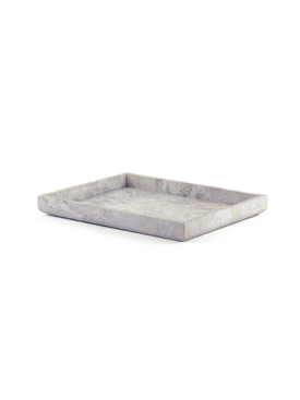 L'indochineur - Natural Stone Tray Grey - Home