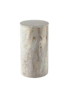 L'indochineur - Cylindrical Stone Box - Home