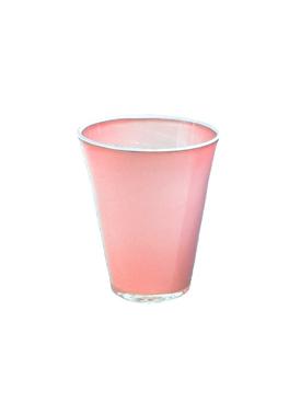 Pink Opak Tumbler pink