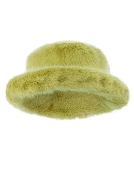 Emma Brewin - Classic Bucket Hat Pistachio Green - Women