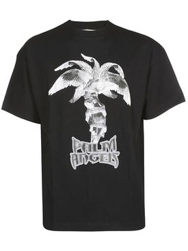 Palm Angels - Palm Tree Logo T-shirt - Men