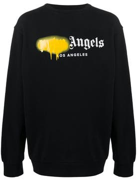 Palm Angels - Sprayed Los Angeles Sweatshirt - Men