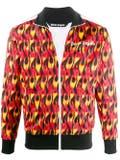 Palm Angels - Flame Print Track Jacket - Men