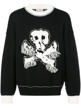 Palm Angels - Wool Skull Sweater - Men