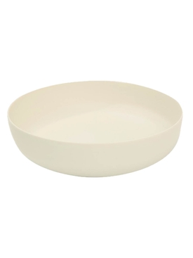 KAYA PORCELAIN LARGE BOWL NEUTRAL