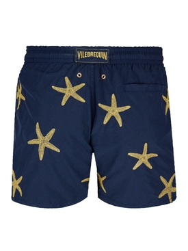 24-Karat Gold Starfish Prestige Swim Trunk