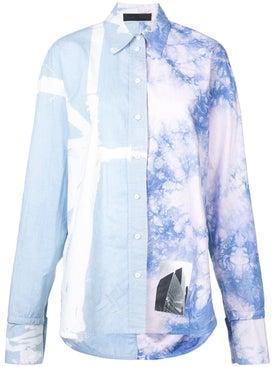 Proenza Schouler - Tie Dye Shirt - Women