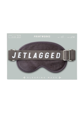 JETLAGGED EYE MASK