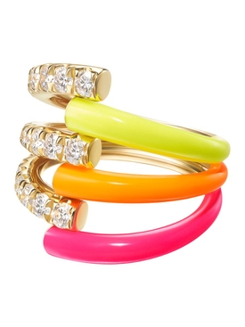 Lola Triple Ring