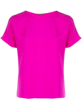 Adam Lippes - Hot Pink Dolman Top - Women