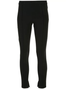 Adam Lippes - Skinny Tailored Pants Black - Women