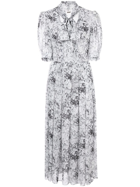 Adam Lippes - Baby's Breath Print Dress - Women