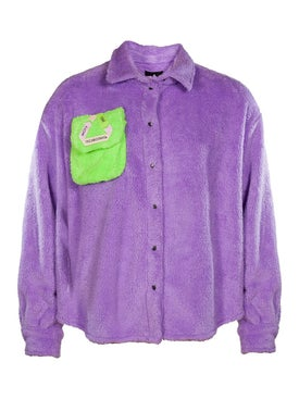 Duo - Recycle Terry Long Sleeve Shirt - Men