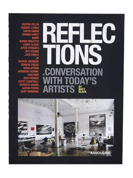 Assouline - Reflections, In Conversation With Today's Artists - Home