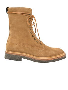 Rhude - Ma-1 Brown Suede Boots - Men