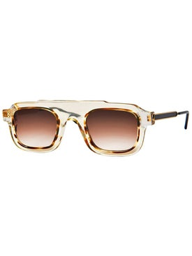 Thierry Lasry - Robbery Champagne And Yellow Sunglasses - Men