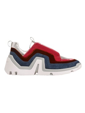 Pierre Hardy - Vibe Sneakers Blue Red Pink - Women