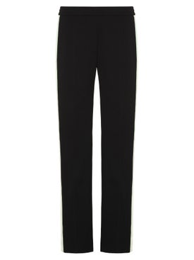Valentino - Side Stripe Track Pants Sq0 - Pants