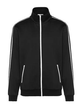 Valentino - Contrasting Stripe Sweatshirt - Men