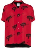 Nasaseasons - Water-blaster Print Shirt - Men