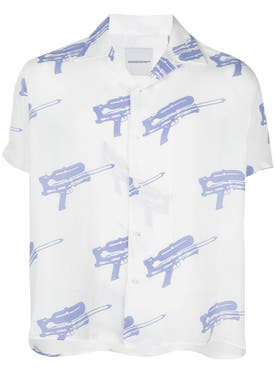 Nasaseasons - Water Guns Shirt - Men