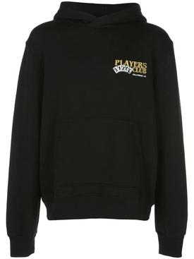Players club hoodie