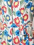 Hvn - Floral Print Dress - Women