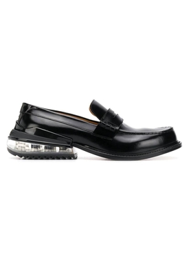 Airbag heel loafer