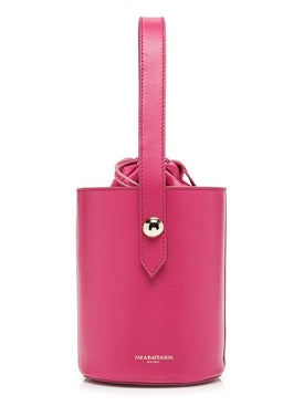 Sara Battaglia - Katy Mini Bucket Bag - Women