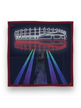 X PSG UFO scarf